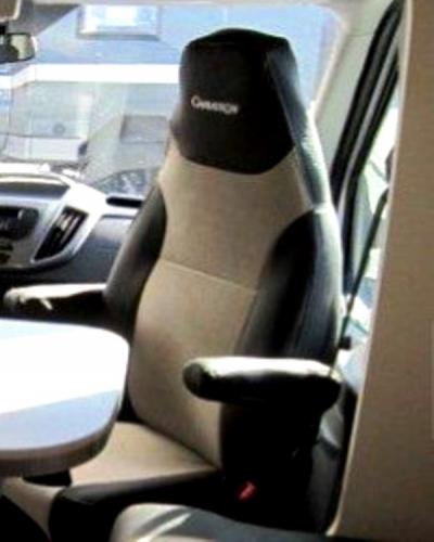 Ford Standard ab 2015 als Pilotensitz